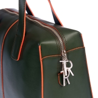 Detail of Tusset & Riera exclusive bag.