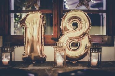 Evento Privado: Cumpleaños y fiesta sorpresa de los 18!