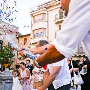 Casament Alba & Marc. 19-07-2009 Santa Coloma de Farners.