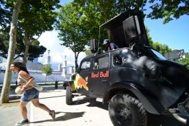 RED BULL KING OF THE ROCK Barcelona #RedBull #KingOfTheRock