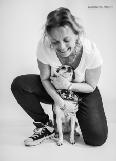 PET PORTRATURE ©Karolina Moon Photography.