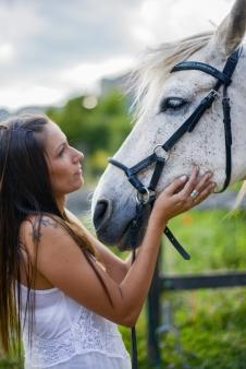 LAURA & FADO Reportage. #HorsePhotography #EquinePhotography.