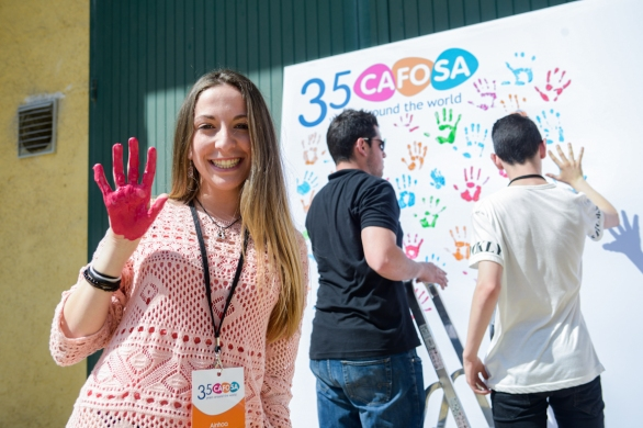 35 Aniversario de la Empresa celebrado con todos los trabajadores y sus famílias, con actividades para todos.