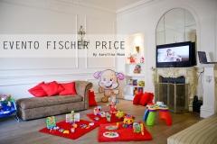 Evento Fischer Price (BCN).