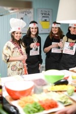 Evento: Clase de Sushi a Montse Cooking