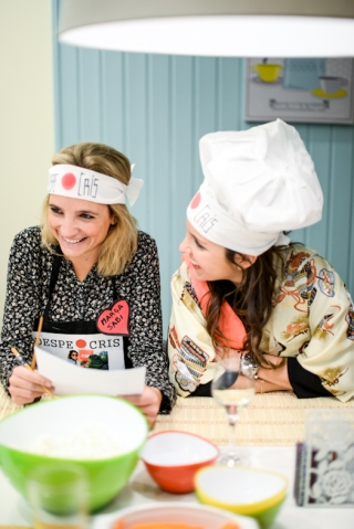 Evento: Clase de Sushi a Montse Cooking