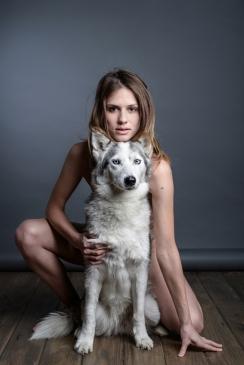 Retrato de Etna & Raquel